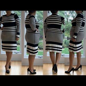 Karen by Karen Kane Form fitting Dress. SZ.M